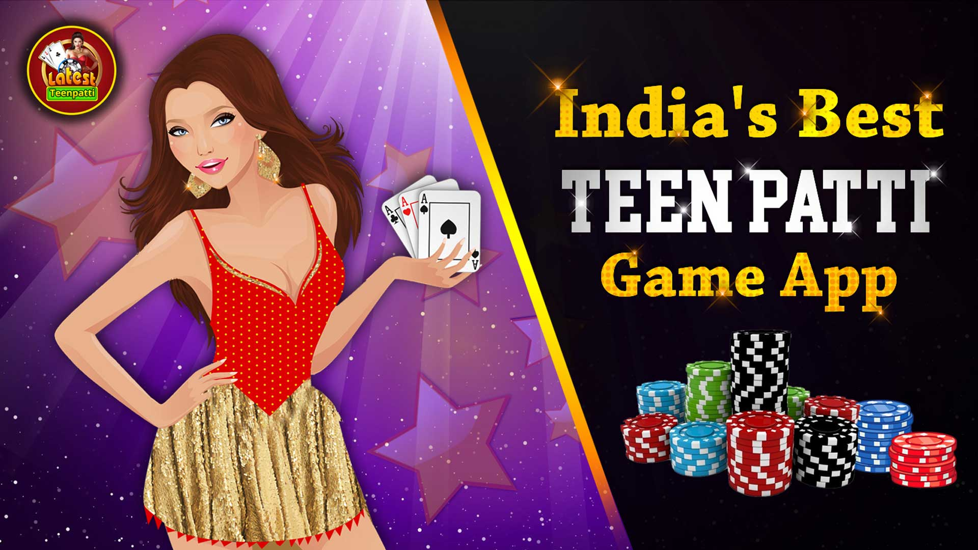 Latest Teen Patti - Poker Game by nidhijoshi448