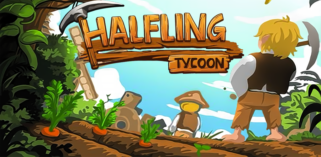 Halfling Tycoon: Fantasy