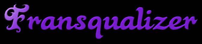 Fransqualizer