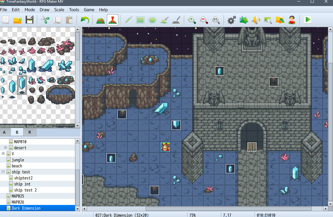 Rpg Maker Xp Sprite Grid