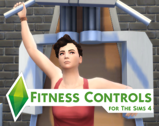 Fitness Controls for The Sims 4 by roBurky