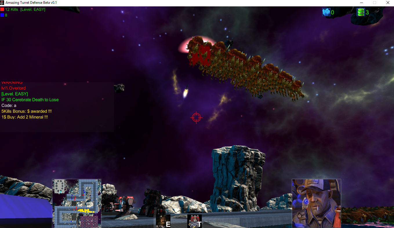 Turret Defencefun In Ict
