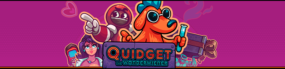 Quidget the Wonderwiener (IGMC2017)