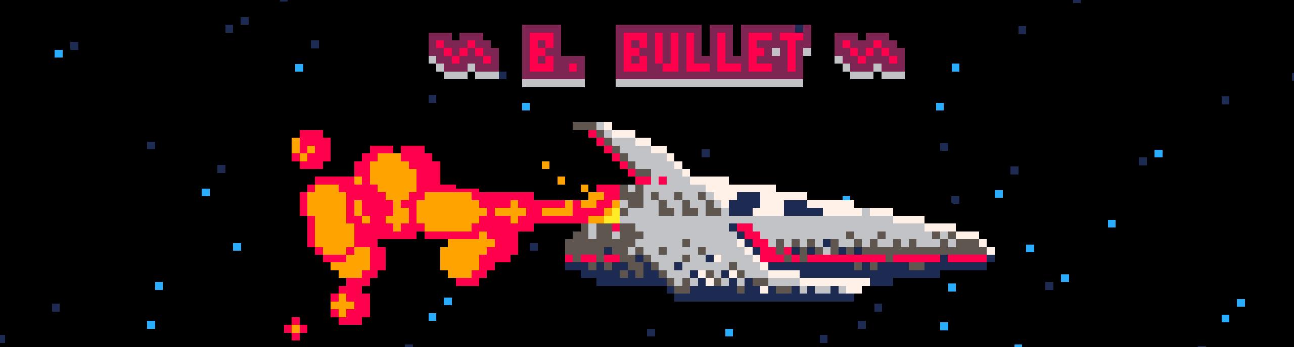 BBullet 0.92 (Fantasy Console Jam #2)