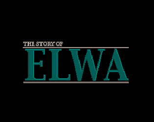 The Story Of Elwa by Elwa for Indie Game Maker Contest