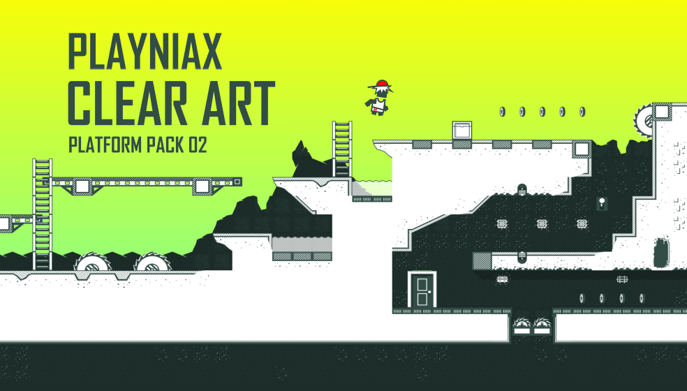 Clear Art Pack