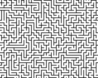 the maze game by java snap