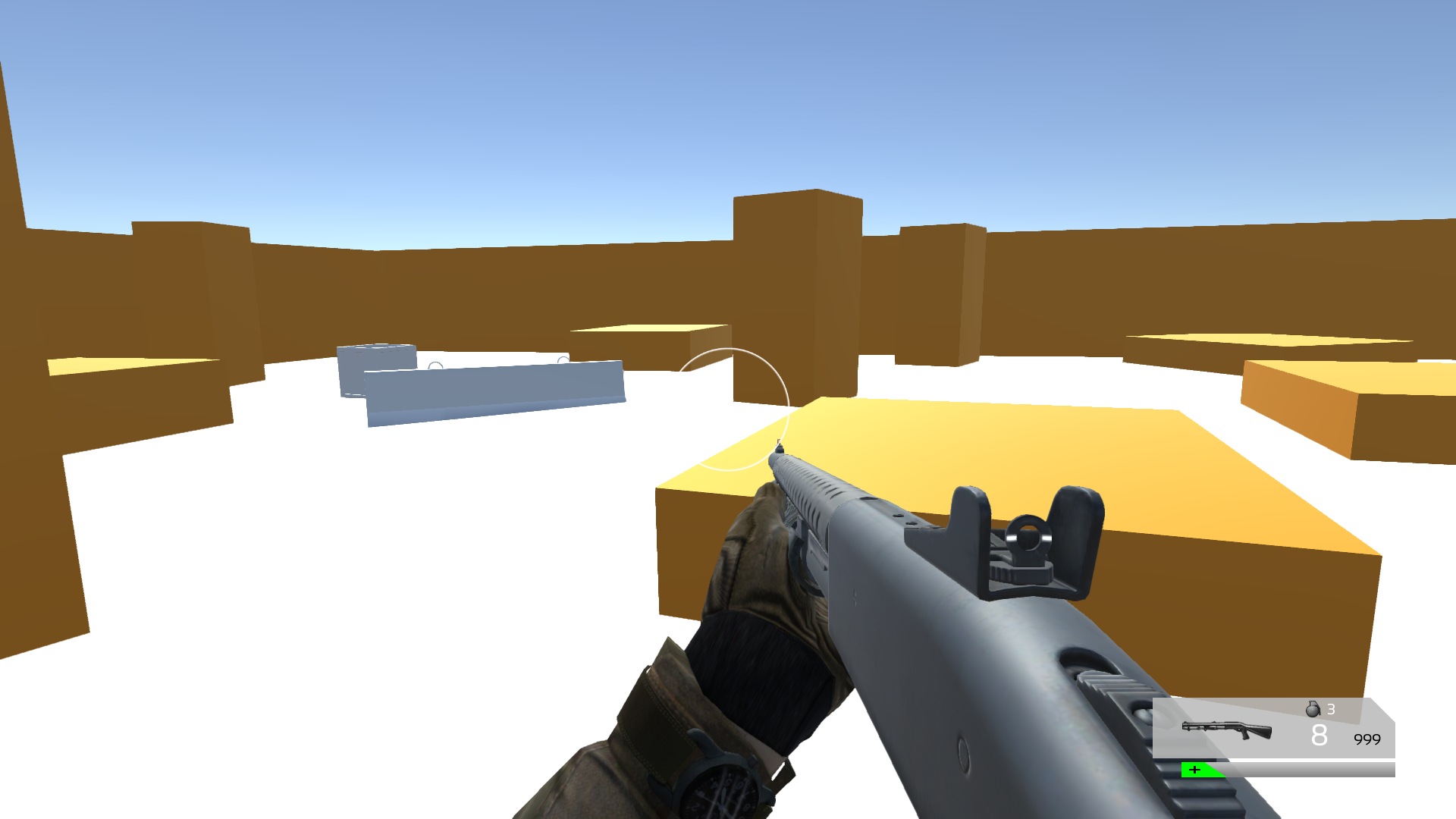 Squadron - Multiplayer FPS (Unity 3D) by DeerStudios