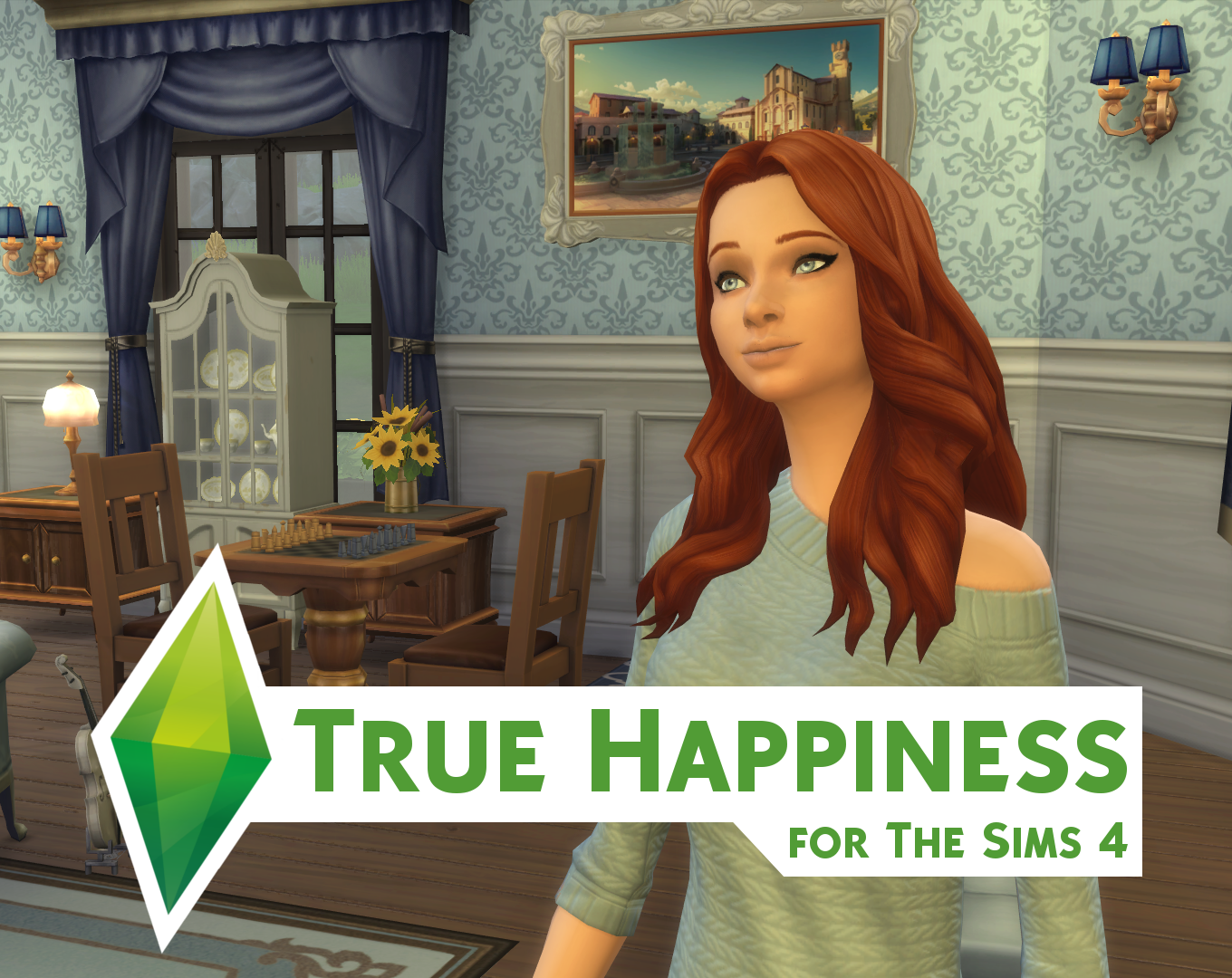 True Happiness for The Sims 4 by roBurky