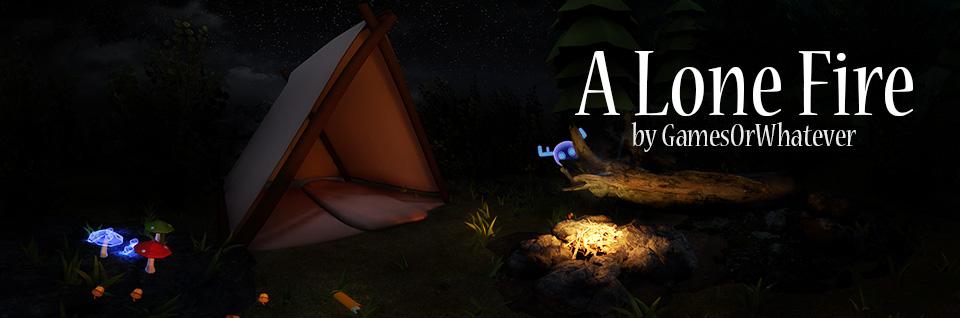 A Lone Fire (VR)