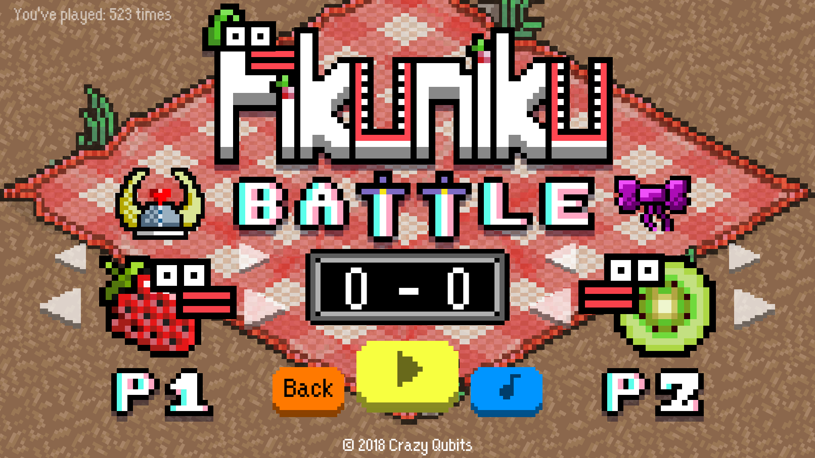 Pikuniku Battle