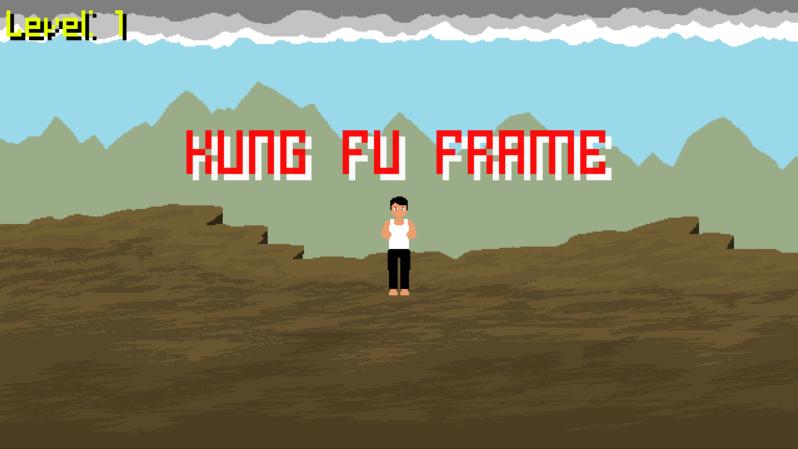 Kung Fu Frame