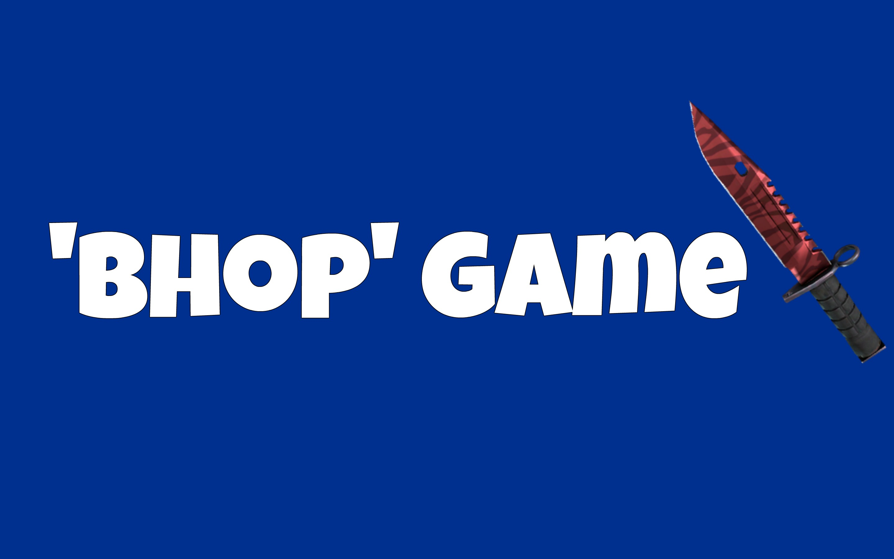 'Bhop' Game