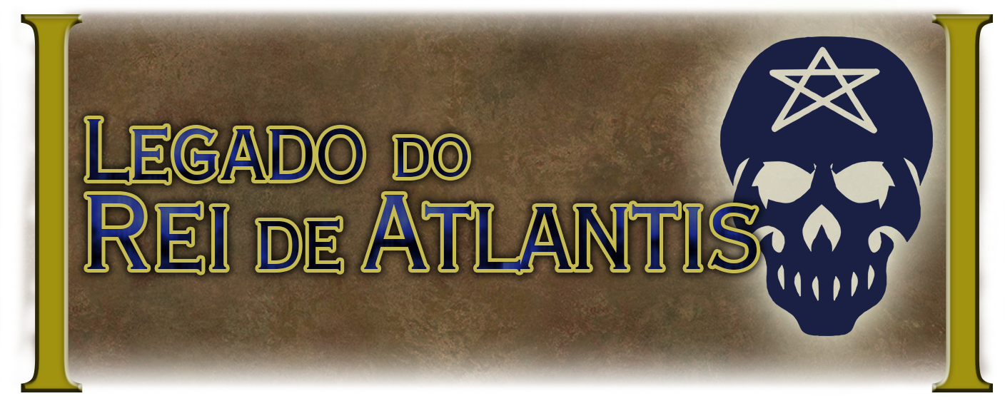 Legado Do Rei de Atlantis (Remaster)