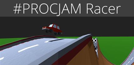 #PROCJAM Racer