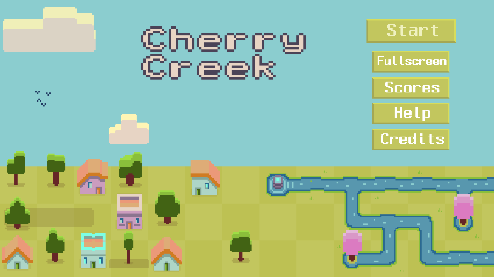 Image result for cherry creek flash game