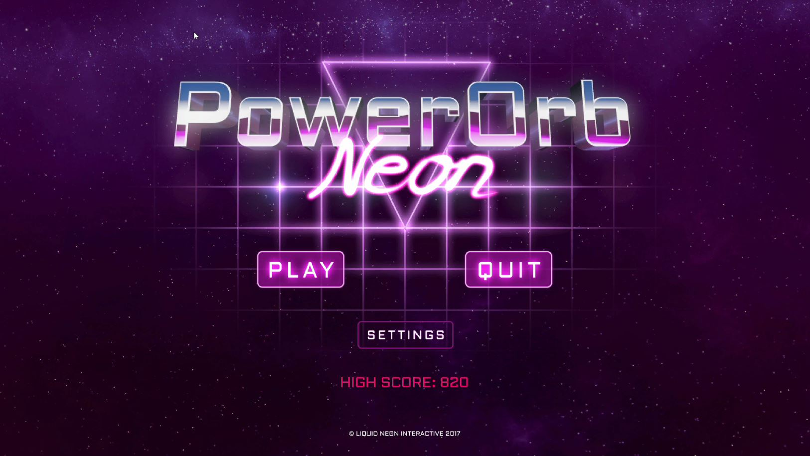 Neon The Game