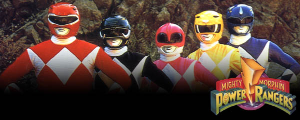 Power Rangers Chronicles