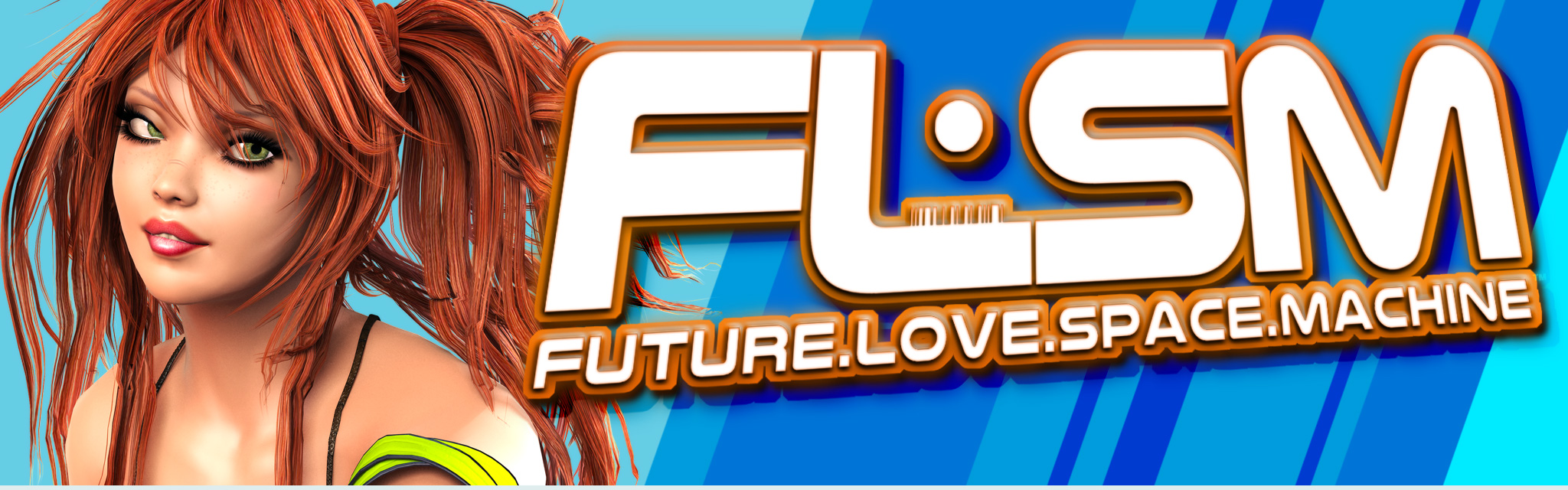 Future Love Space Machine (FLSM) : Adult SciFi Sex (NSFW Erotic Lewd)