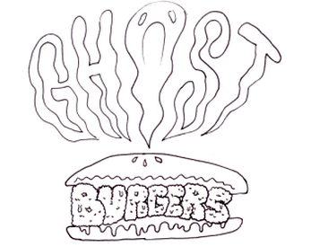 Ghost Burgers by anna anthropy