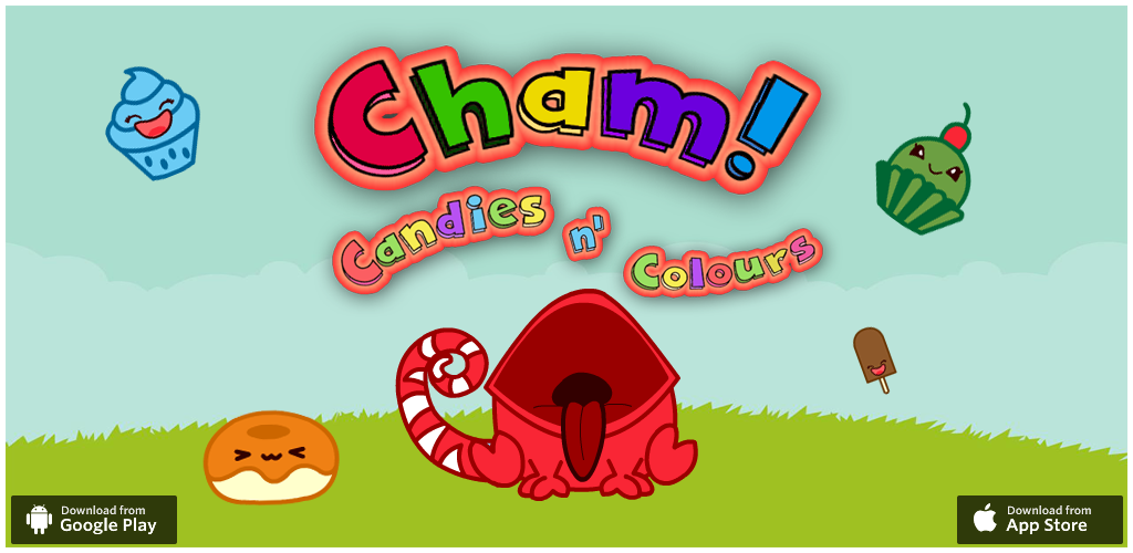 Cham! Candies n' Colours