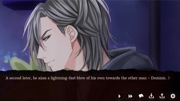 Red Embrace Bl Visual Novel By Argent Games