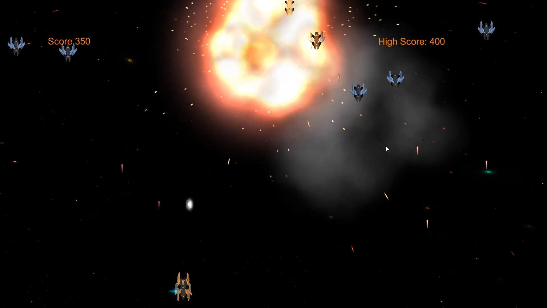 Space Apocalypse By SirVyvor