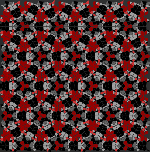 Tiling Generator Voronoi Wallpaper Groups By Diogo Costa