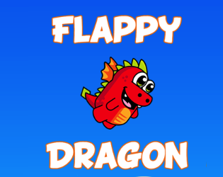 Flappy Dragon By Mindjuice
