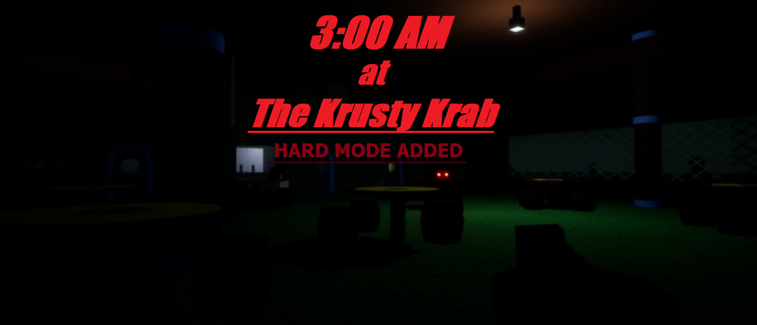 3:00 AM at The Krusty ...