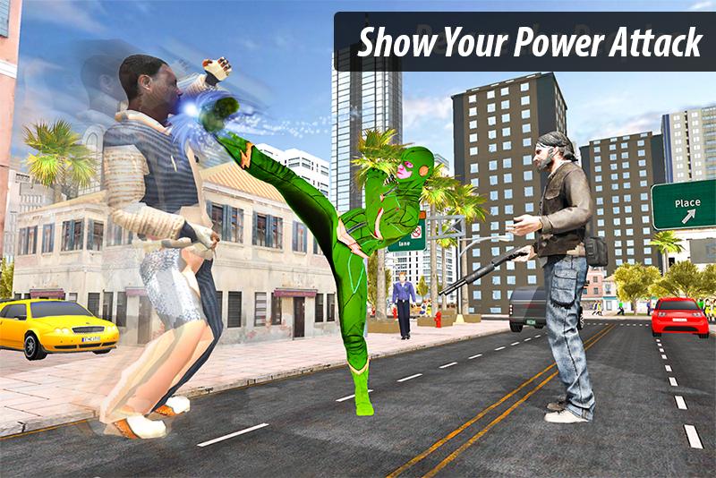 Virtual Super Hero Family Vs Super Villain - Virtual Super