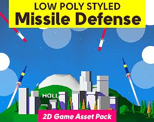 Missile Defense - Free 2D Game Asset Pack - Devils Work