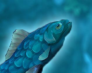 Fish Out Of Water - ZEN CAP GAMES