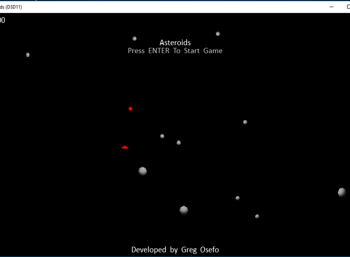 Added D3D12 Version - Asteroids by gregosefo