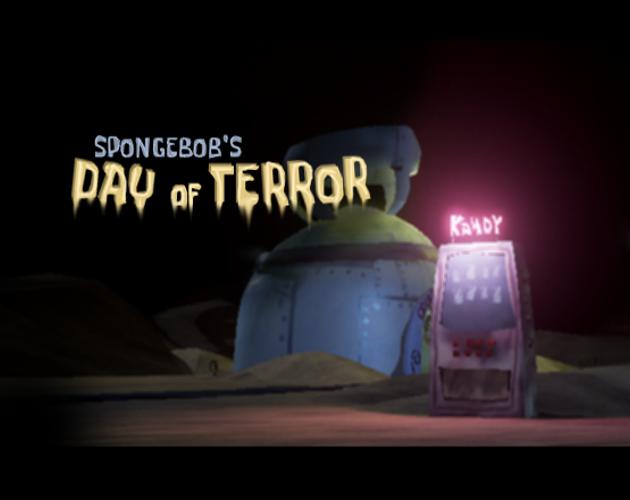 Spongebob's Day of Terror [Fan Horror] by HawkSandwich