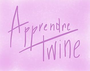 Apprendre Twine