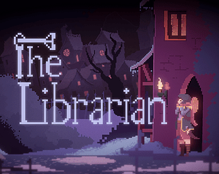 The Librarian [Free] [Adventure] [Windows] [macOS]