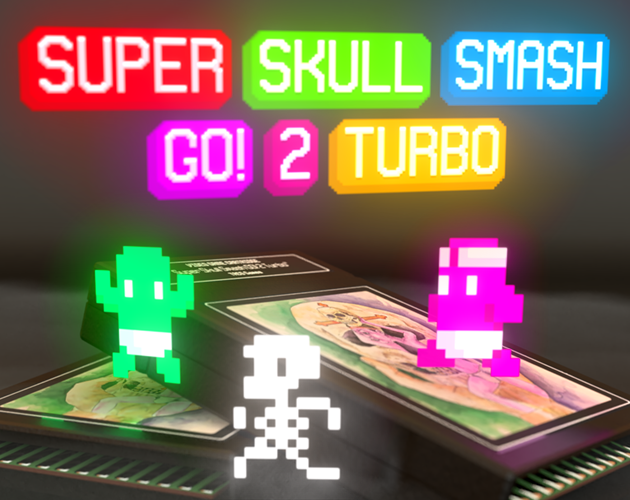 Version 1 5 now available - Super Skull Smash GO! 2 Turbo by