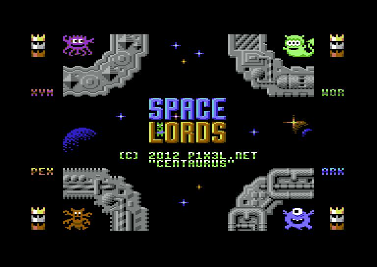 Space Lords by RGCD DEV