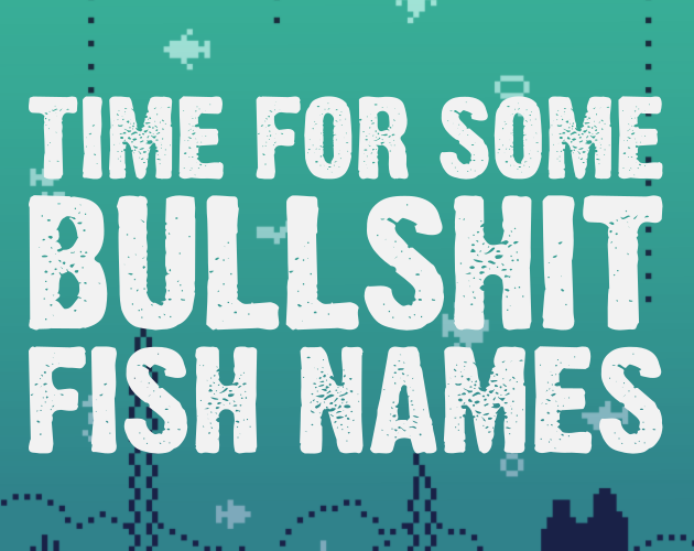 Time for some Rambling about Dialog - Time for some Bullshit Fish ...