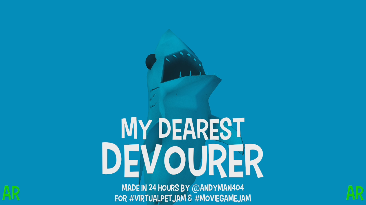 My Dearest Devourer AR (For Android Devices) by andyman404