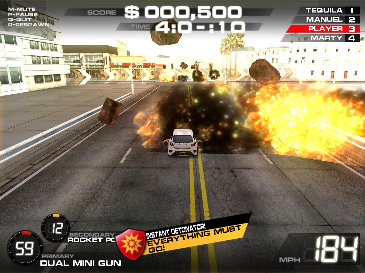 Burnin' Rubber 3 by XformGames
