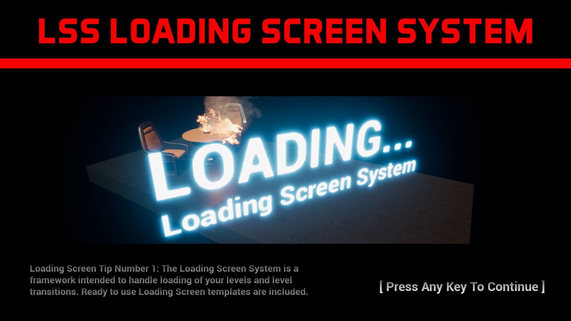 [UE4] Loading Screen System | Unreal Engine 4 by IndieBrothers