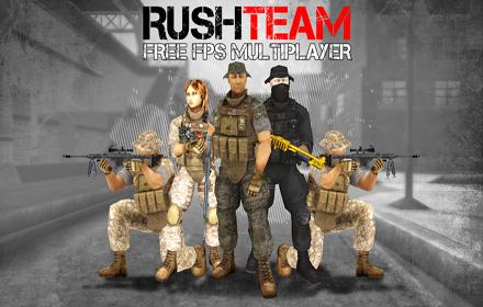 Rush Team By Rokawar