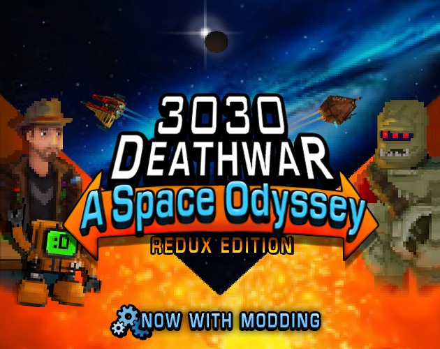 3030 Deathwar Redux launches on Itch.io