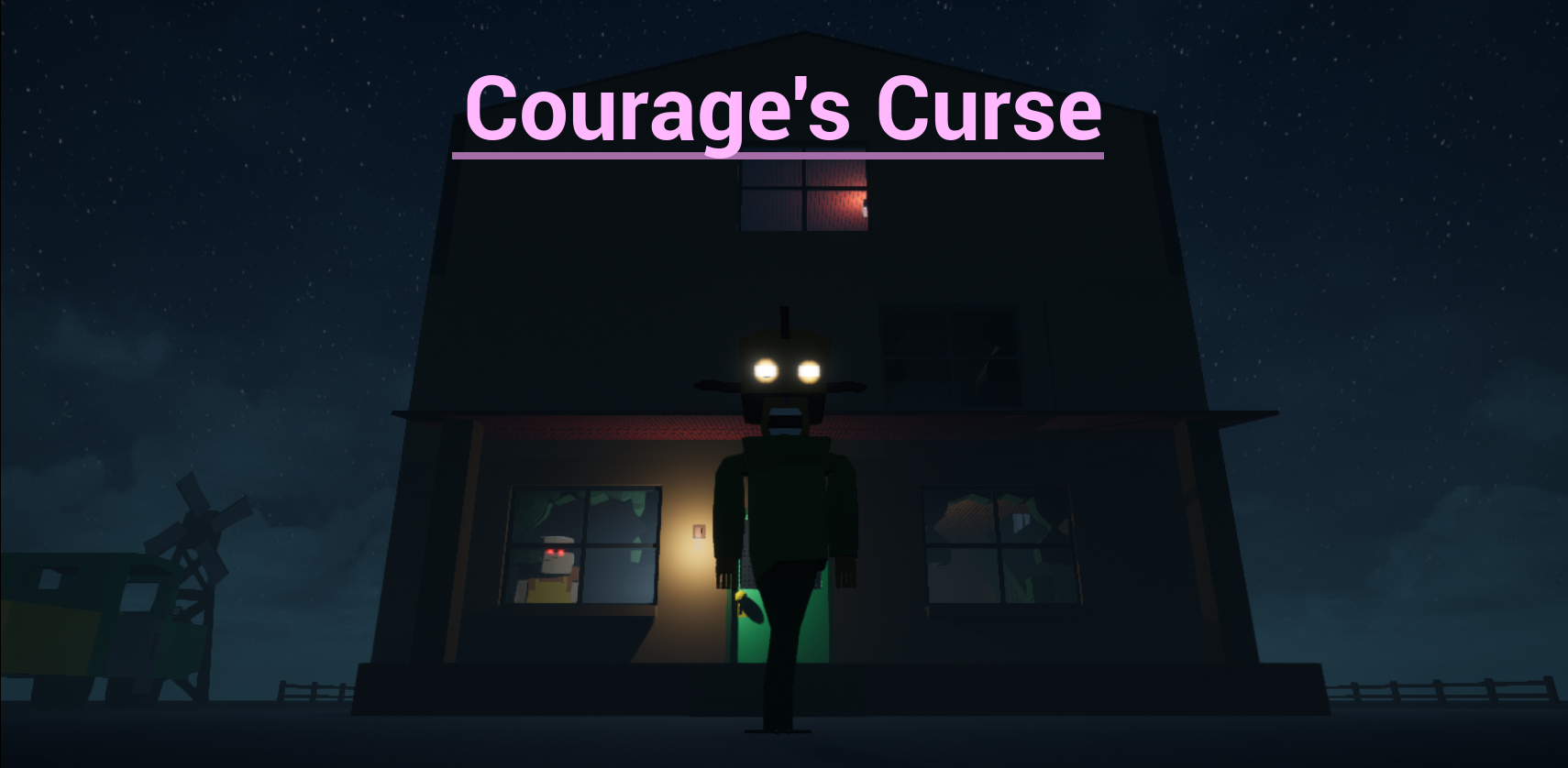 Courage S Curse By Dave Microwaves Games