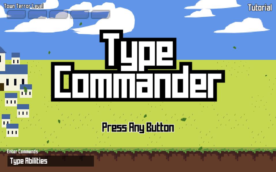 Type Commander
