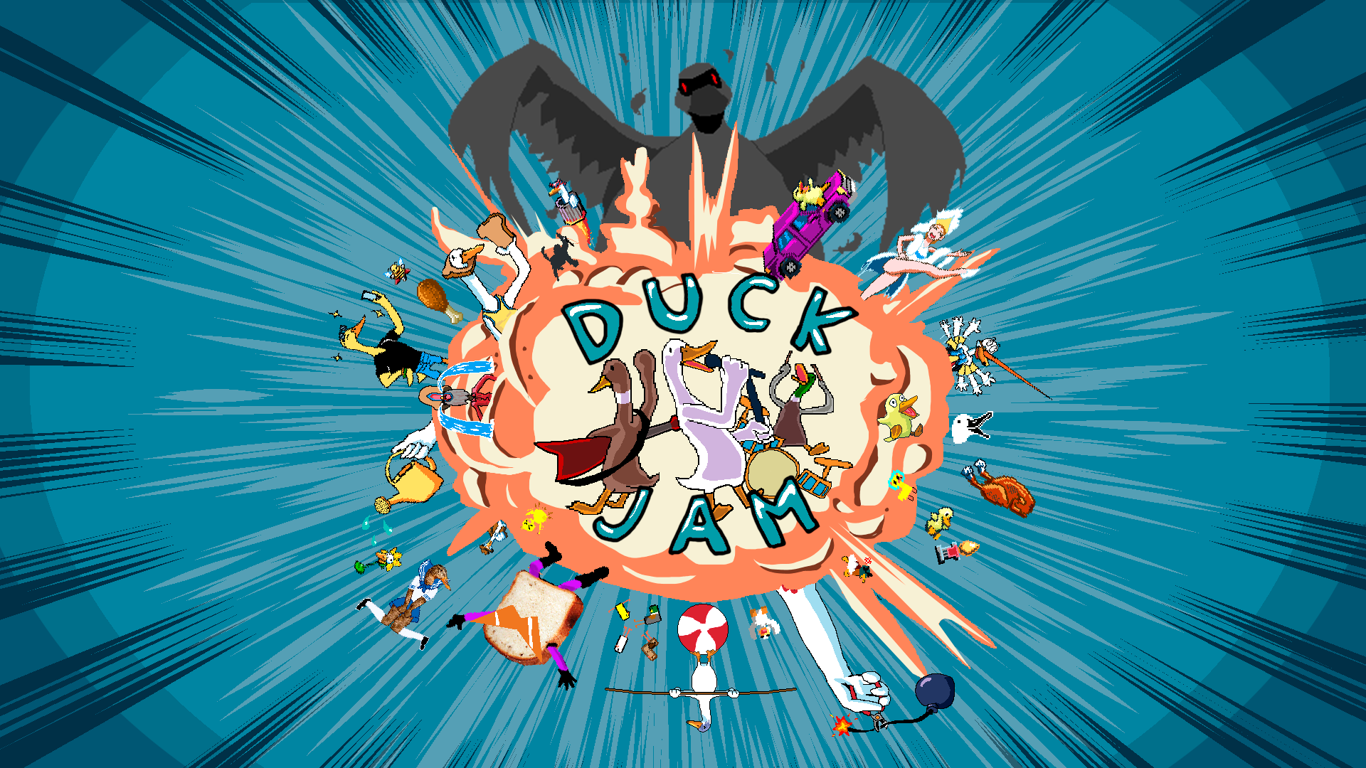 Duck Jam by BOON, PixelDough, Zen00