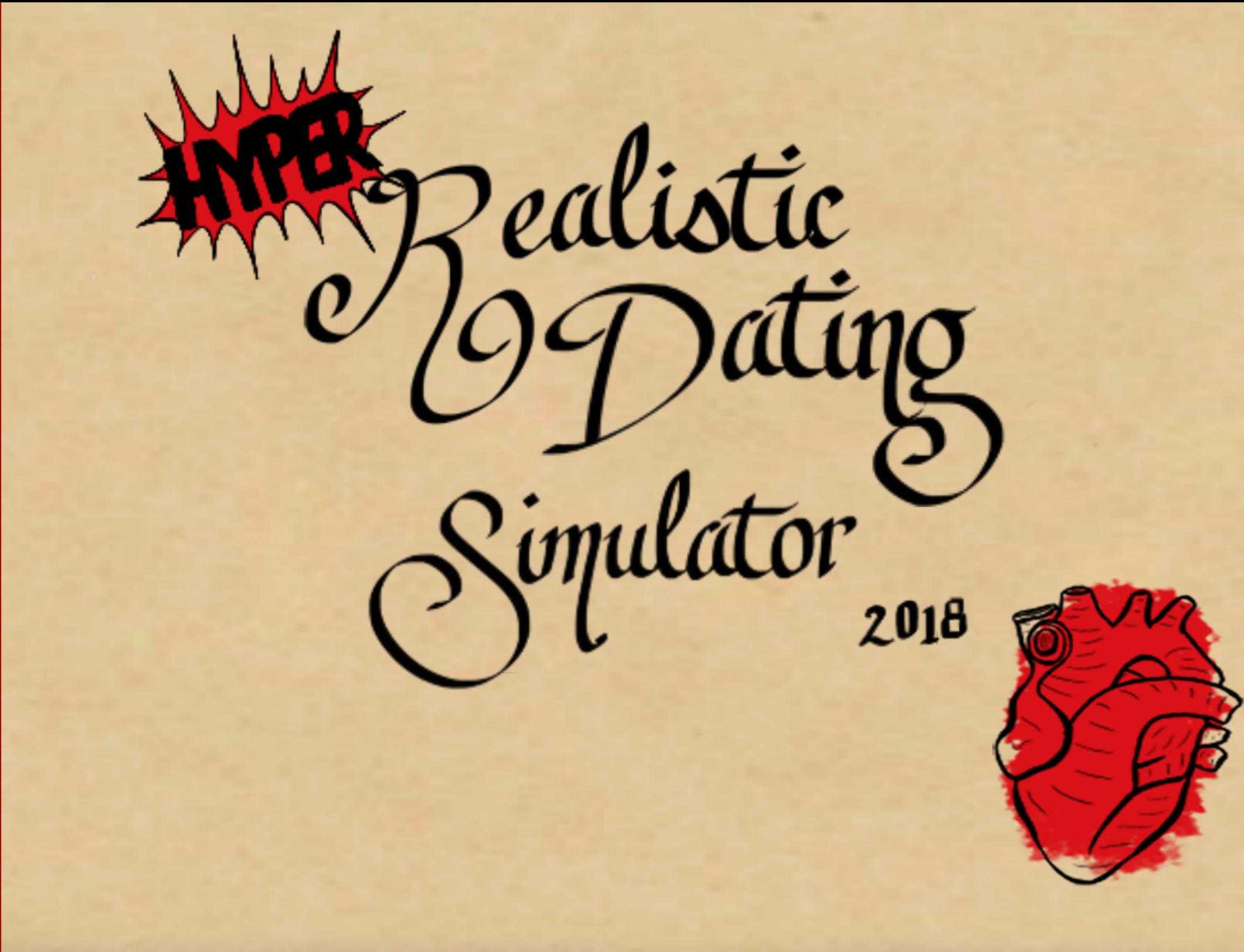 realistic dating simulator
