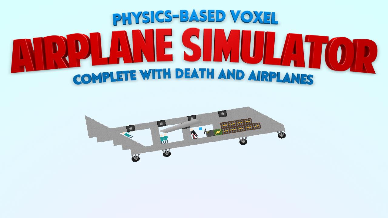 Physics Destruction Plane Game by GreenConsole